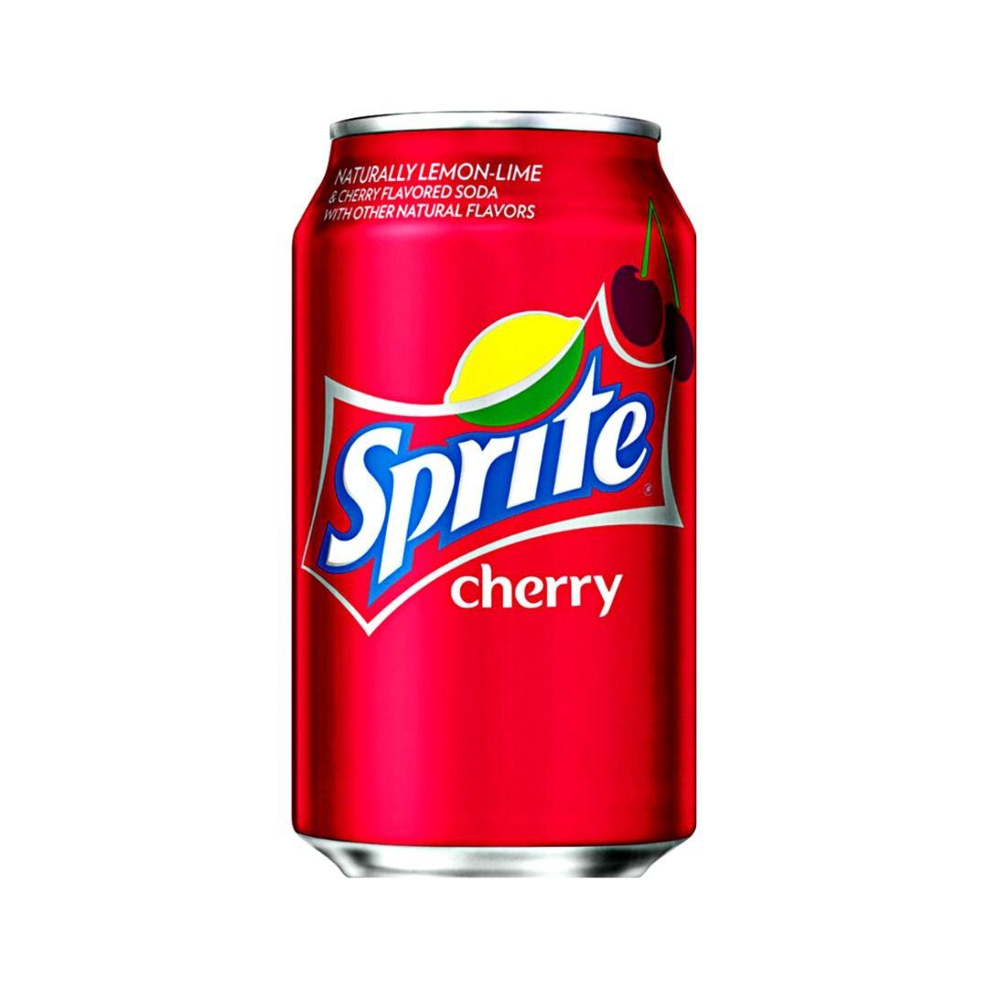 Sprite Cherry - Cereja