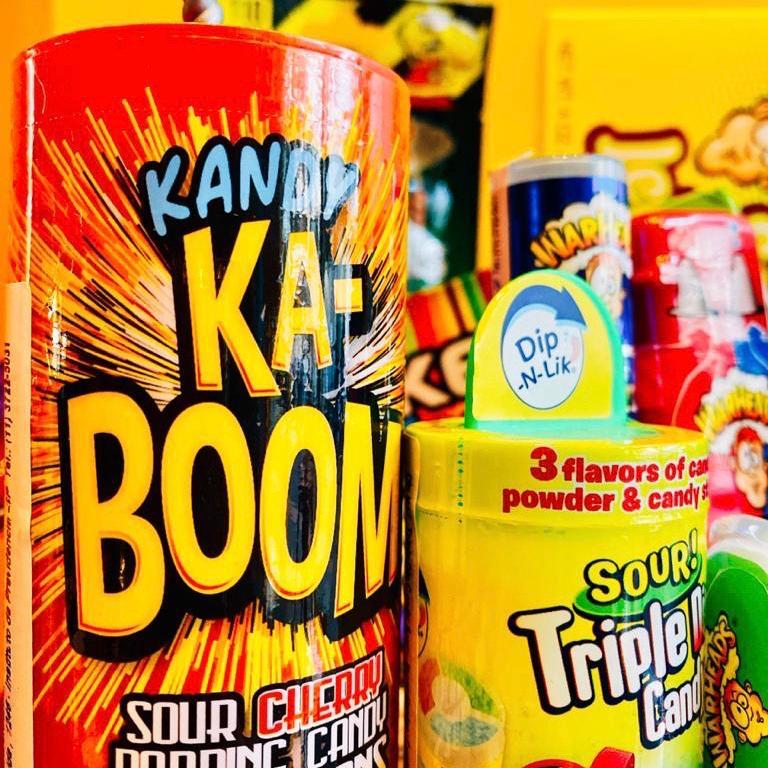 Super Sour Box Azedos