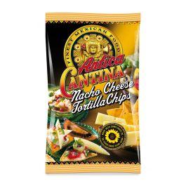 Tortilla Chips Nacho Cheese 200gr Antica Cantina