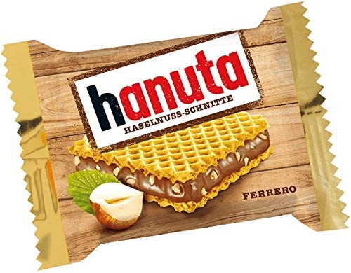 Wafer Hanuta Ferrero 22g