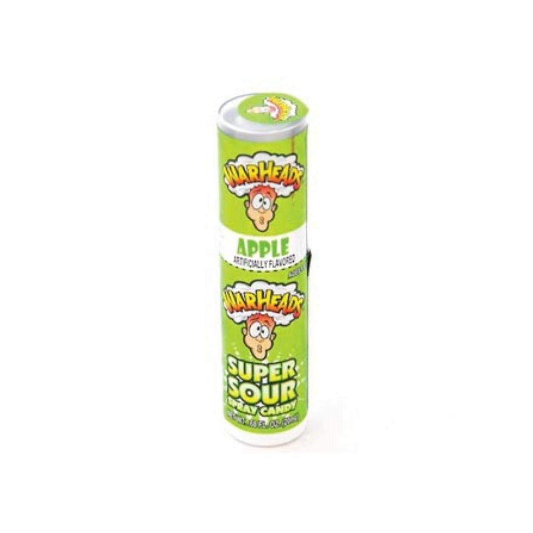 Warheads  Super Sour Spray - Apple