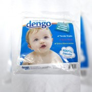 Fralda Branca  Dengo