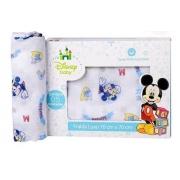 Fralda Luxo Disney Baby Mickey