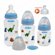 Kit 3 Mamadeiras Big Natural 150ml / 240ml / 330ml