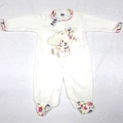 Macacão Suedine Pro Baby