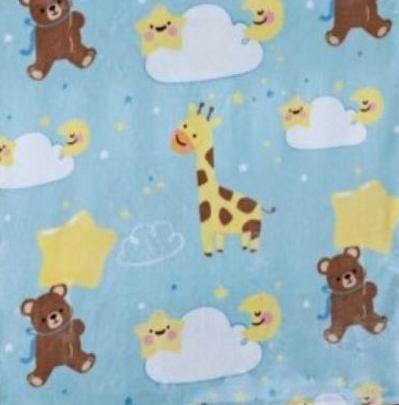 Cobertor Baby Flannel