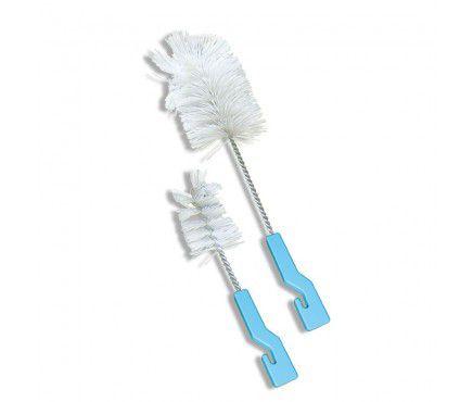 Conjunto de Escova de  Mamadeira e Bico