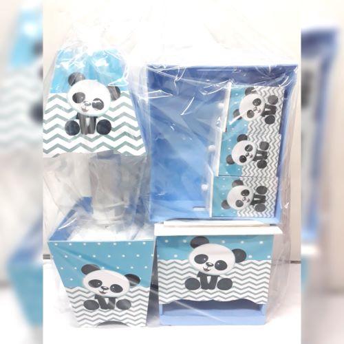 Kit Higiene Decoupage MDF
