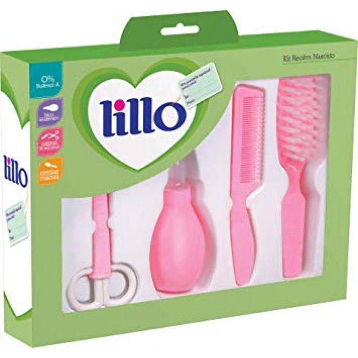 Kit Higiene Recém Nascido