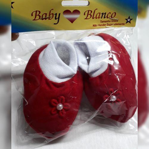 PANTUFAS BB BABY BLANCO