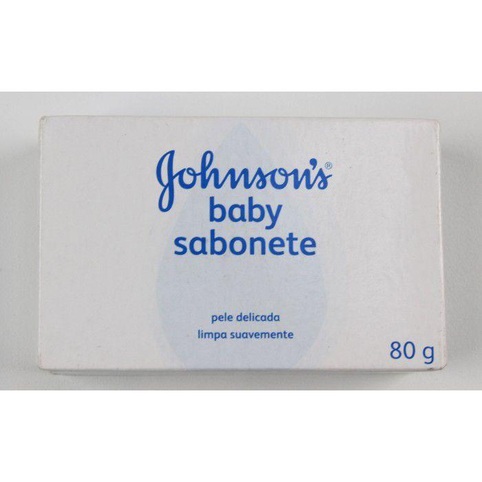 SABONETE  EM BARRA  JOHNSON'S BABY