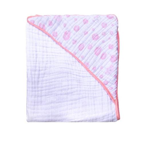 Toalha de Banho Soft c/ capuz  Papi