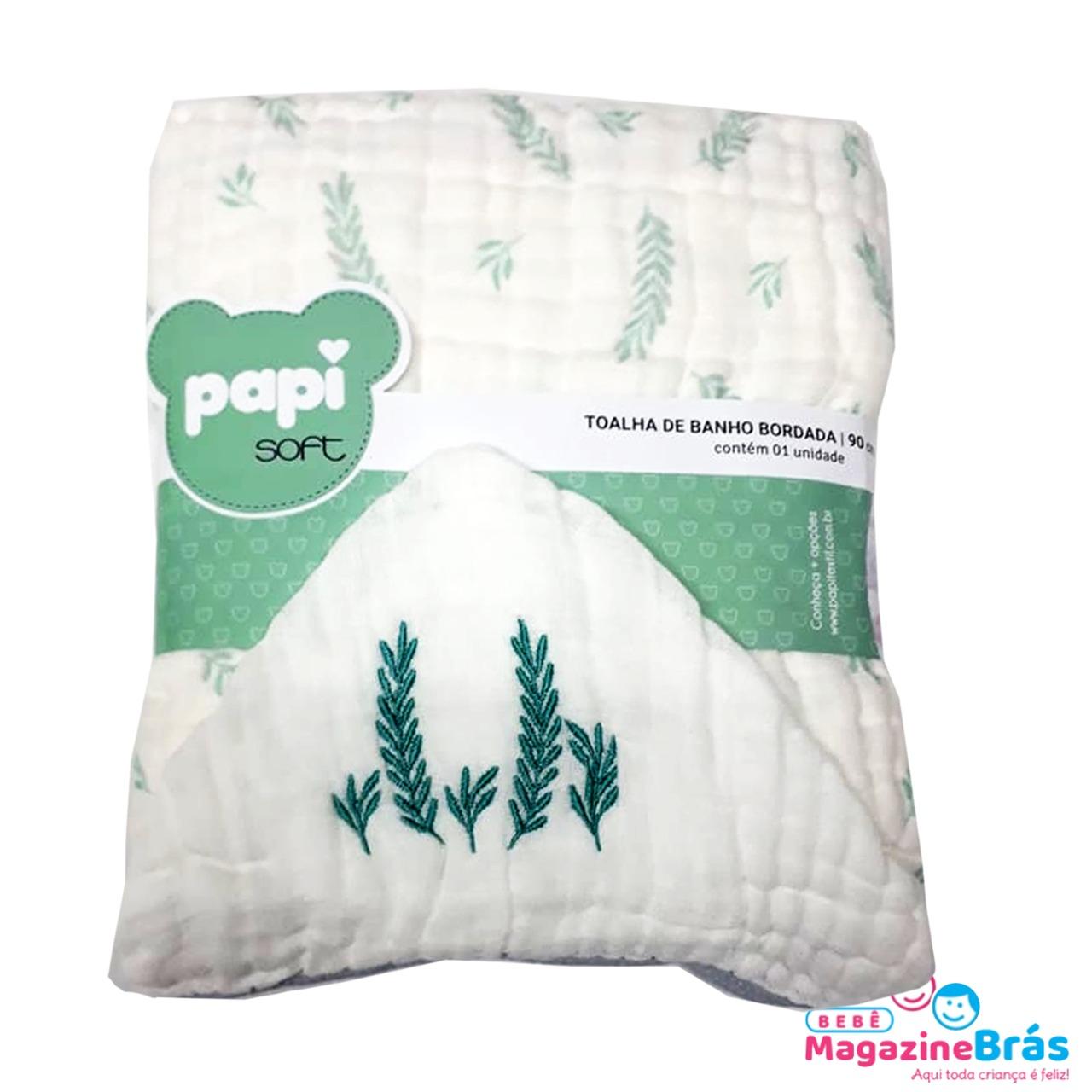 Toalha de Banho Soft Papi