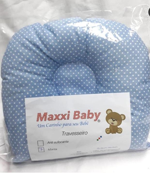Travesseiro Maxxi Baby