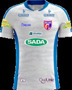Camisa Of. Betim Futebol Jg1 Branca Feminina