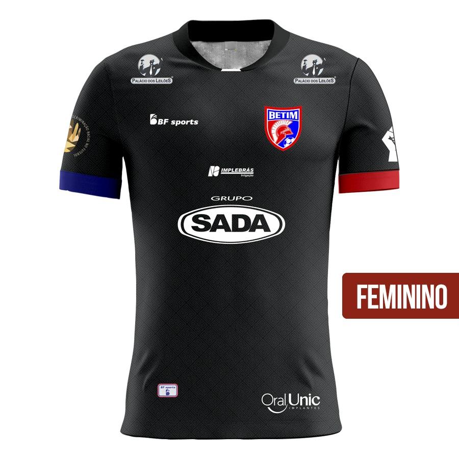 Camisa Especial Of. Betim Futebol VNI Fem.