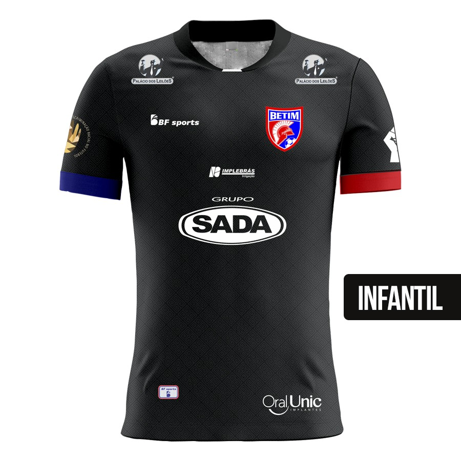 Camisa Especial Of. Betim Futebol VNI Inf.