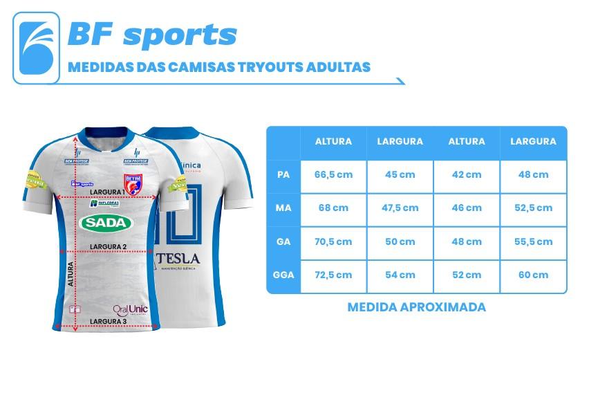 Camisa Of. Betim Futebol Jg1 Branca Masculina