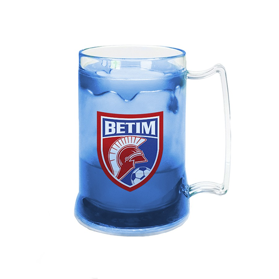 Caneca Gel azul Betim Futebol