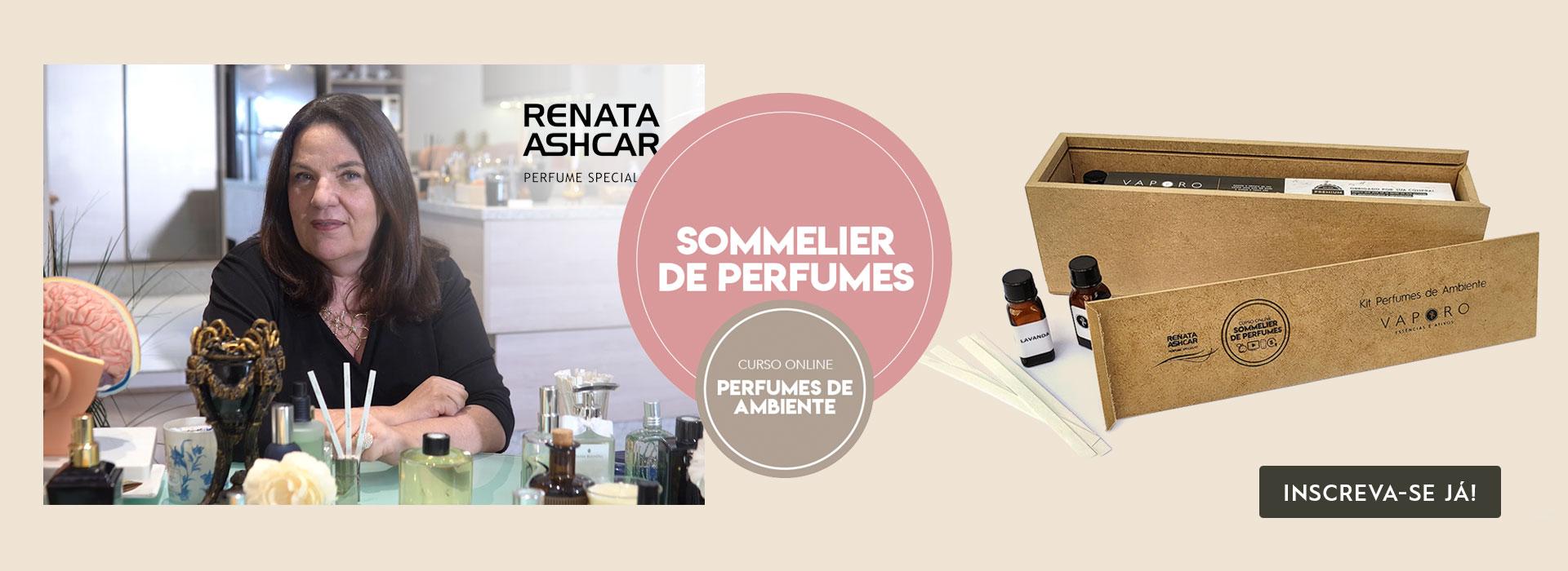 Perfumes de Ambiente - Renata Ashcar