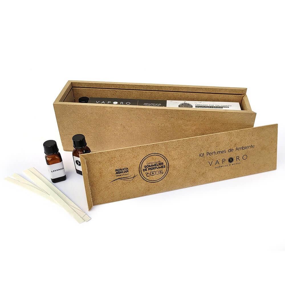 Kit Perfumaria de Ambiente - VAPORO