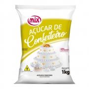 AÇUCAR DE CONFEITEIRO 1KG - MIX