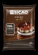 CACAU 100% EM PÓ ALCALINO - SICAO 500GR