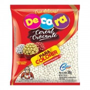 CEREAL CROCANTE MINI PARA COLOR 500G - CACAU FOODS