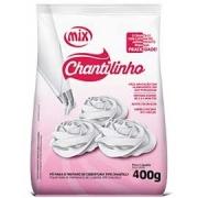 CHANTILINHO - PO PARA O PREPARO DE COBERTURA TIPO CHANTILLY -400g