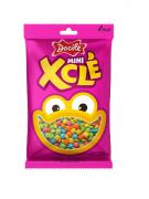 CHICLETE XCLÉ MINI TUTTI FRUTTI  500G