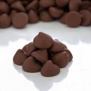 CHIPS FORNEÁVEIS CHOCOLATE AO LEITE -  GRANEL (10KG) - SICAO