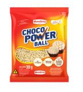 CHOCO POWER BALL MICRO SABOR CHOCOLATE BRANCO 300G - MAVALÉRIO