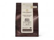 CHOCOLATE AMARGO 54,5% CACAU (811) EM GOTAS 2,01KG - CALLEBAUT
