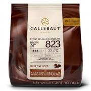 CHOCOLATE AO LEITE 33,6% CACAU (823) EM GOTAS 400G - CALLEBAUT
