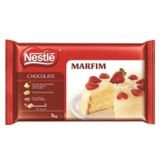 CHOCOLATE EM BARRA MARFIM 1KG - NESTLÉ