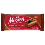 Chocolate Em Barra Melken Ao Leite 1,050kg - Harald