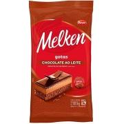 Chocolate Em Gotas Melken Ao Leite  2,100kg  - Harald