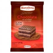 CHOCOLATE EM PÓ 50% CACAU 1,01KG - MAVALÉRIO