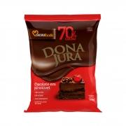 CHOCOLATE EM PO DONA JURA 70% 500G