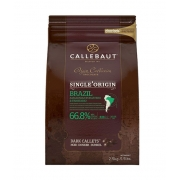 CHOCOLATE ORIGEM BRAZIL (66,80% CACAU ) 2,5KG - CALLEBAUT