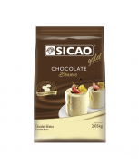 CHOCOLATE SICAO GOLD BRANCO EM GOTAS 2,05KG