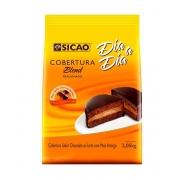 COBERTURA SICAO DIA A DIA BLEND GOTAS 2,05KG