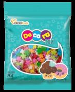 CONFEITO DECORA FUN FLOWERS 50G
