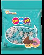 CONFEITO DECORA FUN SNOW 50G