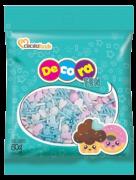 CONFEITO DECORA FUN SWEET BLUE 50G