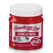 CORANTE GEL 15G VERMELHO NATAL - MIX