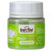 CORANTE LIPOSSOLUVEL - CANDY COLOR MACA VERDE - 5GR