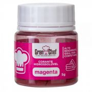 CORANTE LIPOSSOLUVEL PARA CHOCOLATE - MAGENTA - 5GR