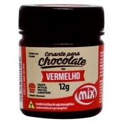 CORANTE PARA CHOCOLATE 12G VERMELHO