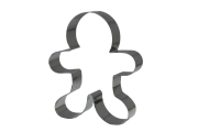 Cortador Boneco de Gengibre 2 - 7,5 cm